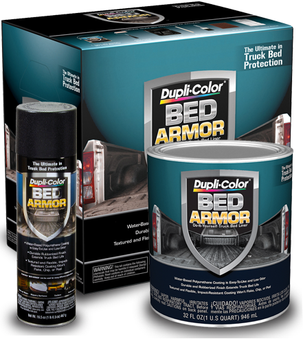Bed Armor® Truck Bed Coating