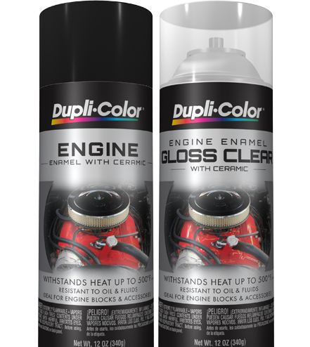 Engine Enamel with Ceramic™