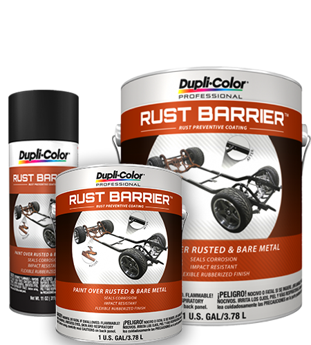Rust Barrier