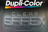 Effex Glitter Effect Clear Coat