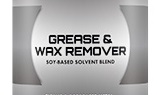 Grease and Wax Removers