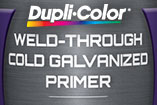 Weld-Through Cold Galvanized Primer