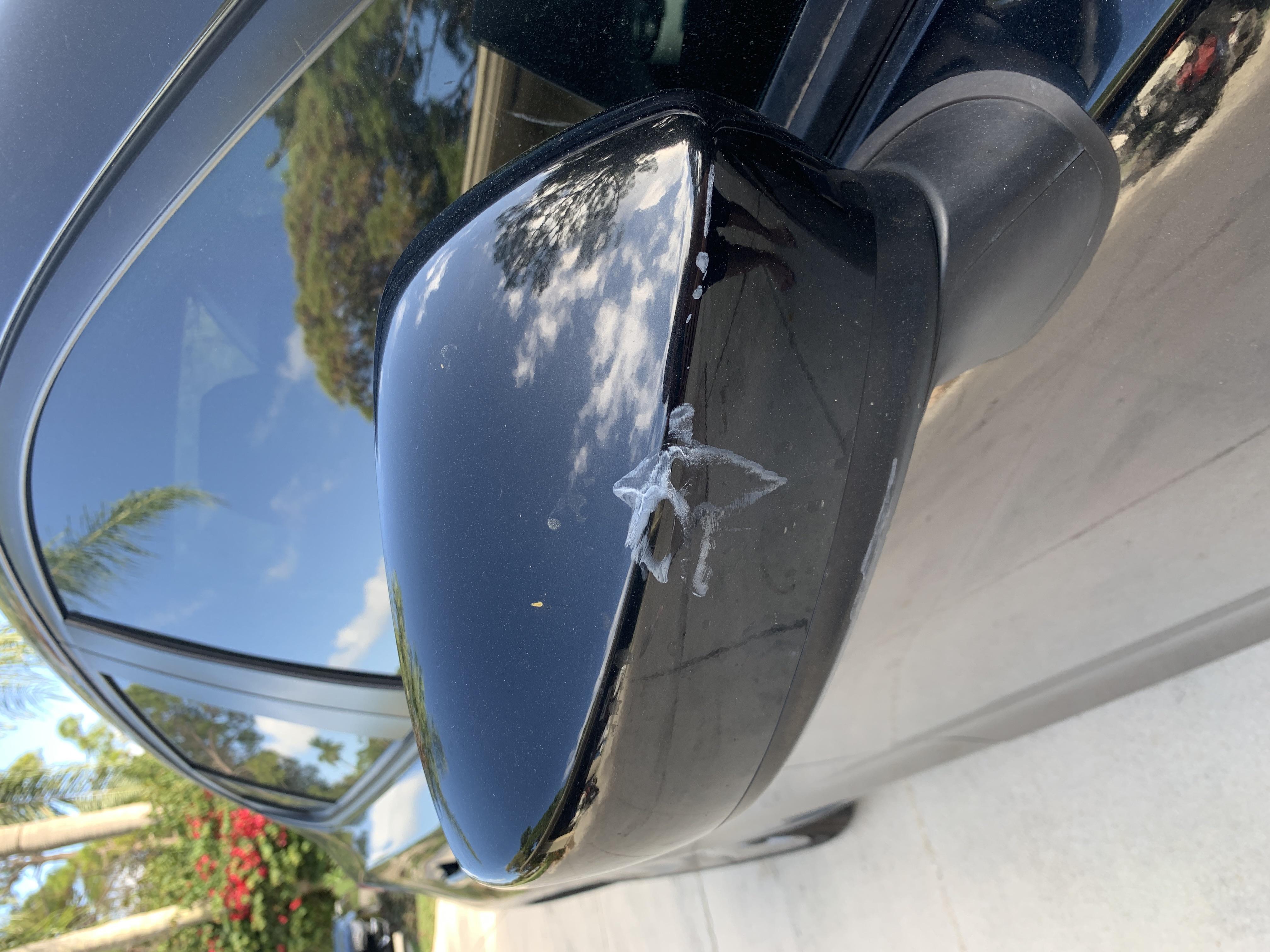 passenger mirror