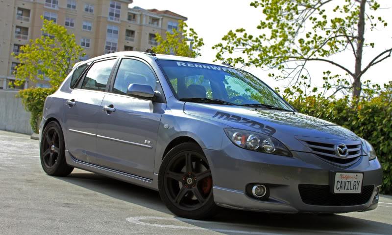 Mazda 3 Upgrades