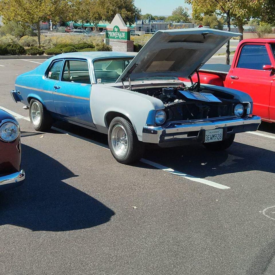 Front Bumper – Grill modifications & Paint