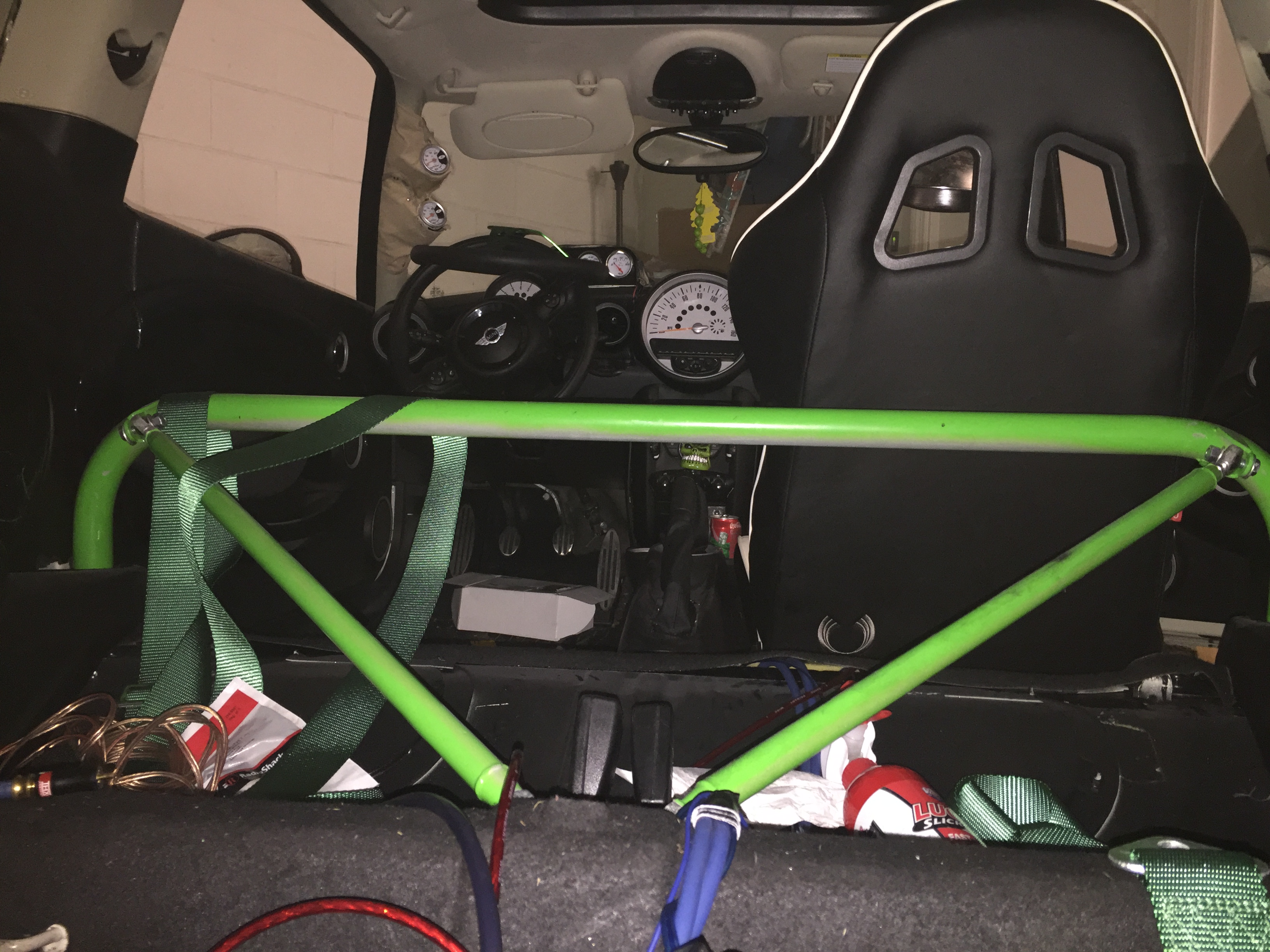 Full paint and body work interior and motor