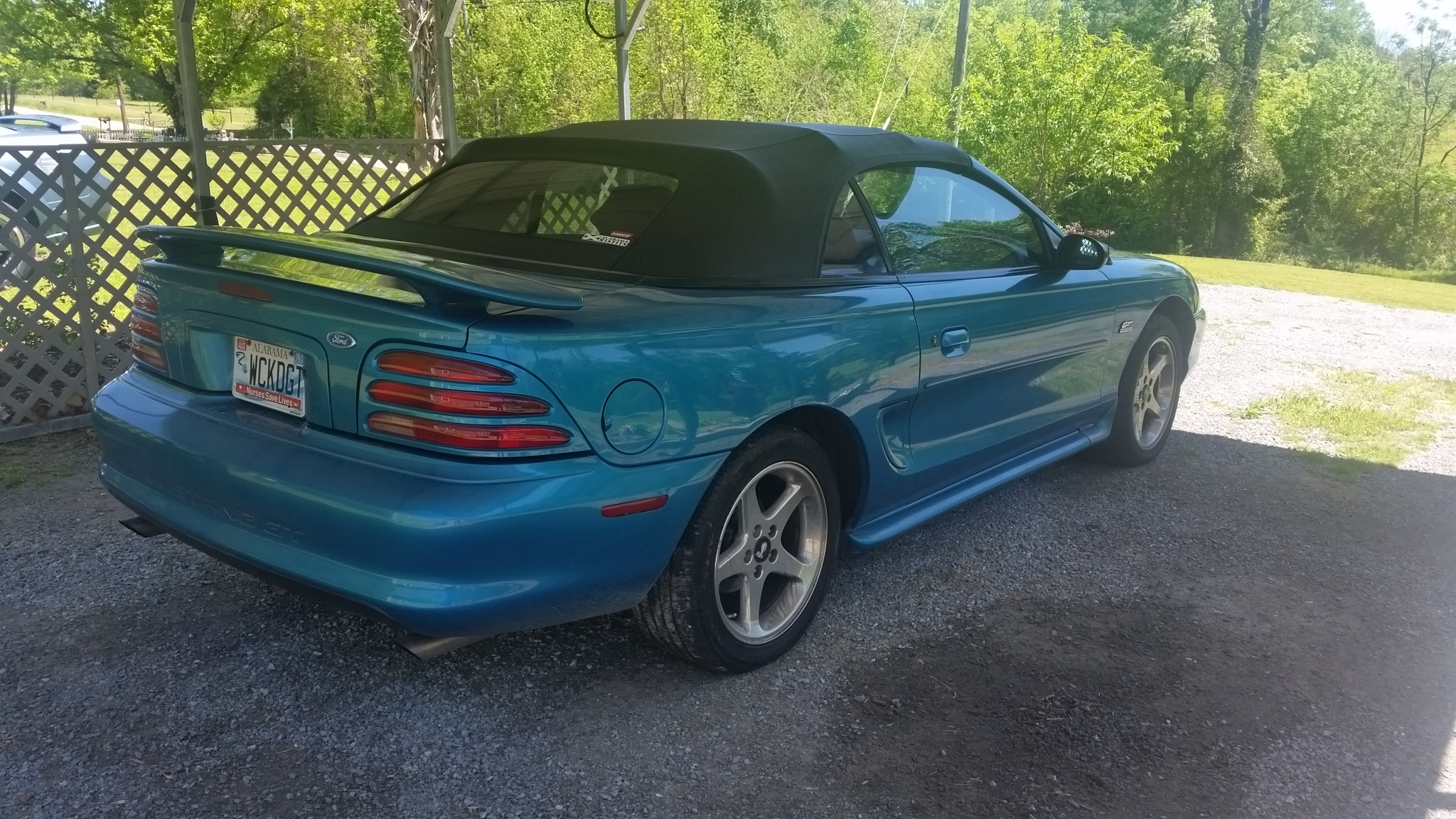 Converting the convertible