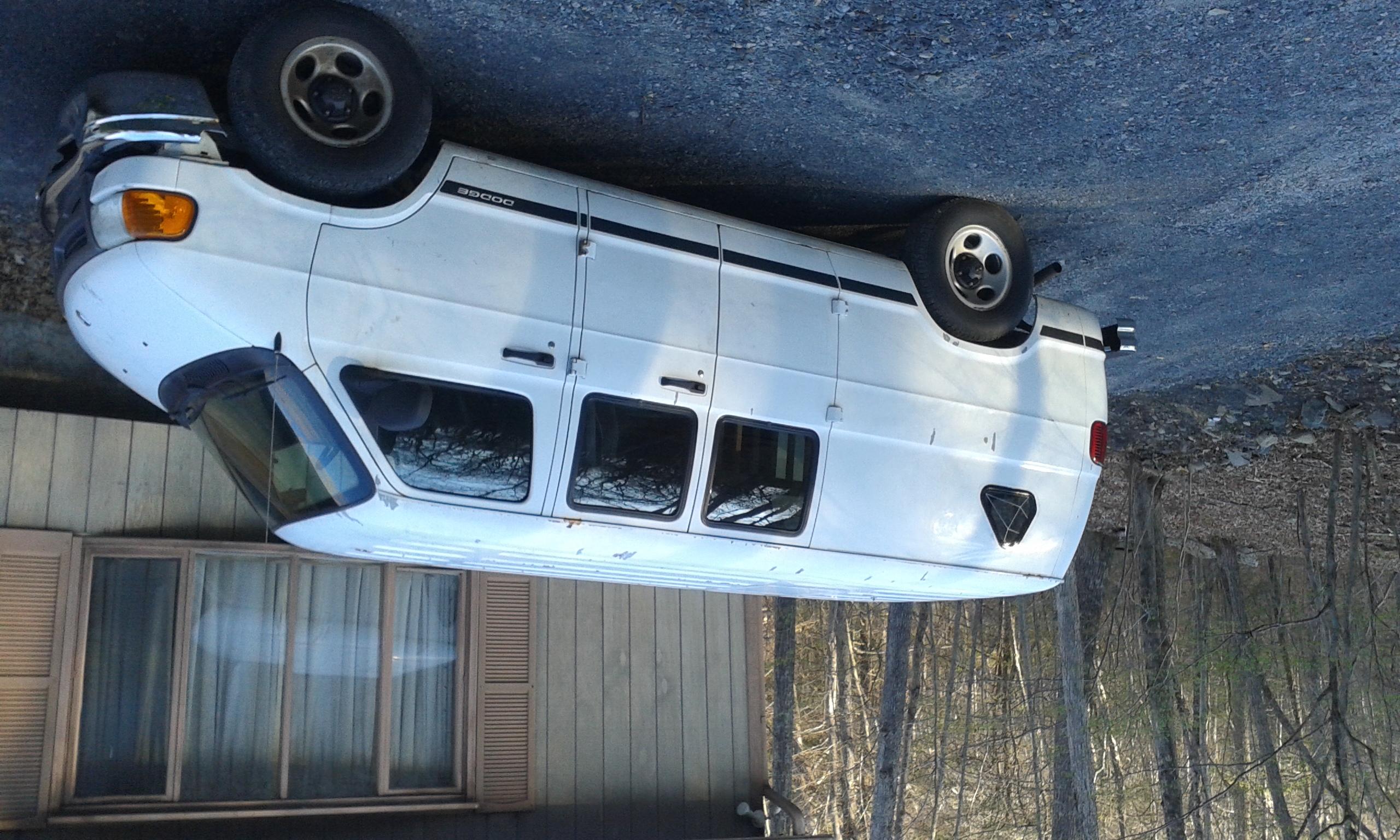 Dodge Street Van Project