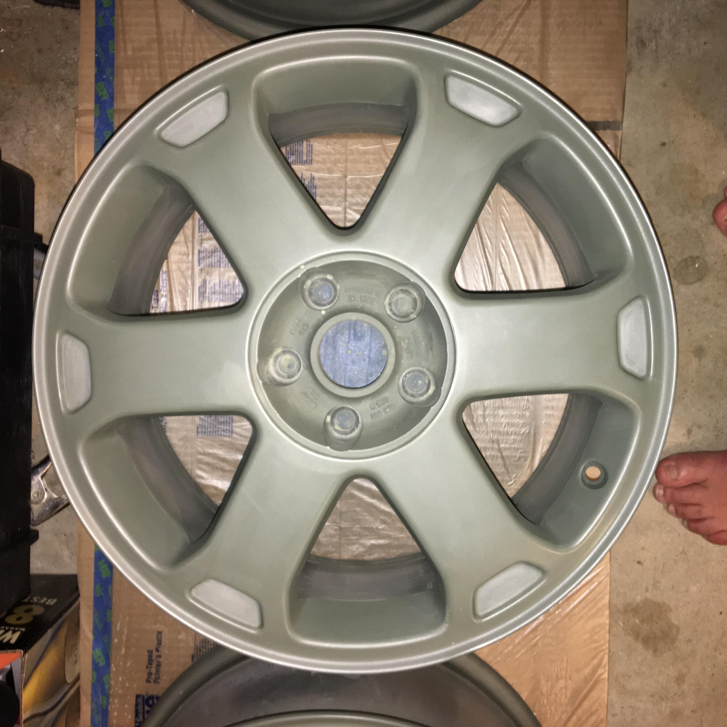 Audi S6 Wheels