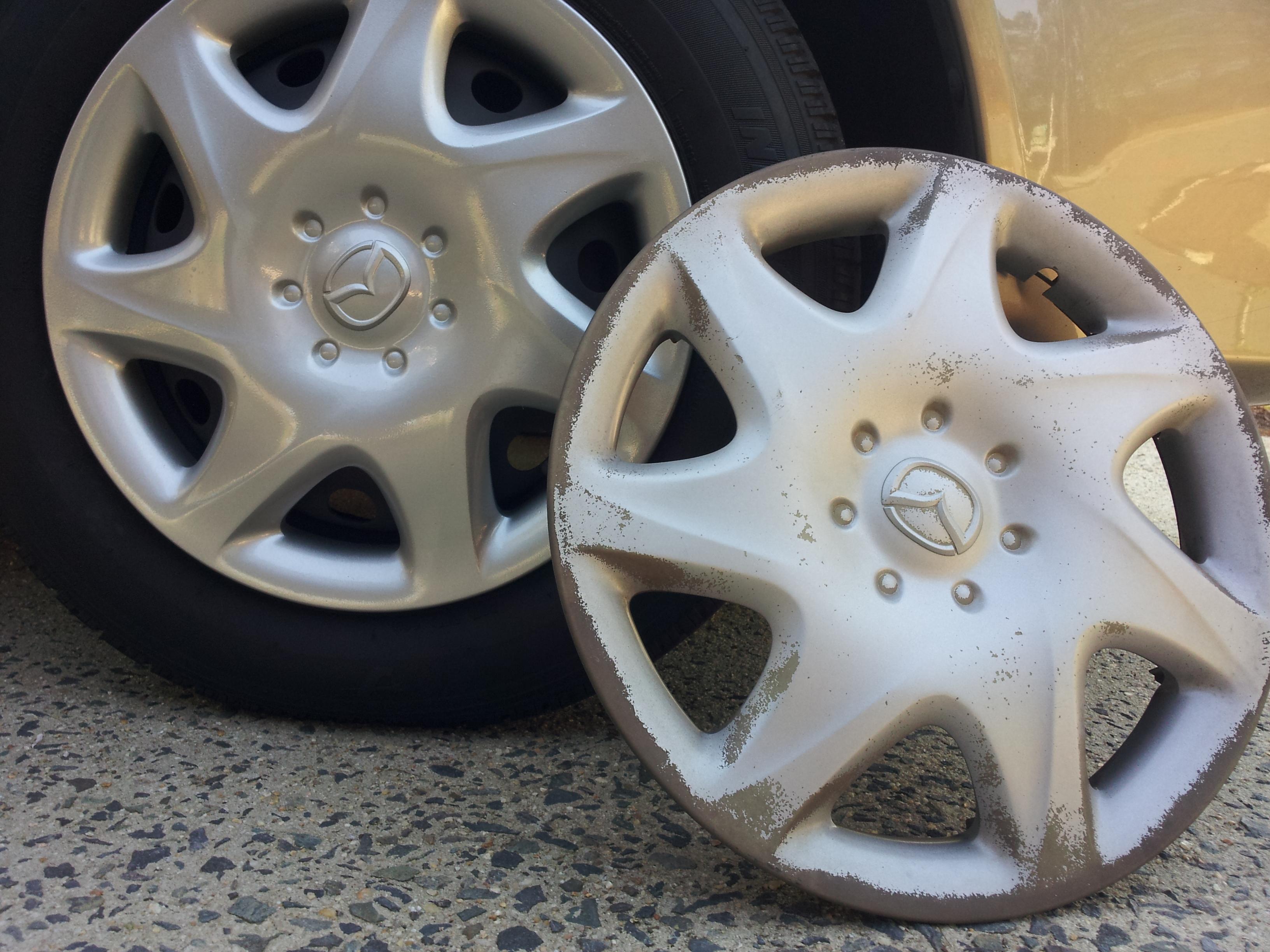 Sad Wheel Covers