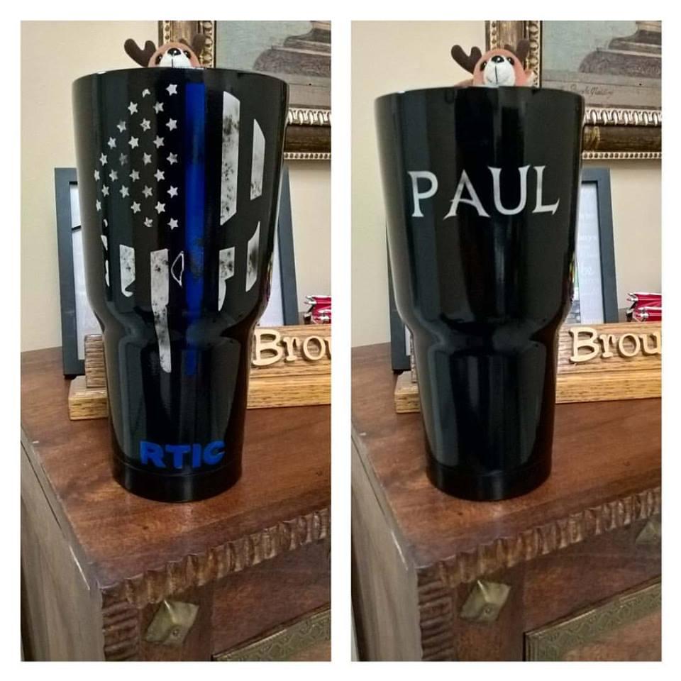 Ozark custom cups