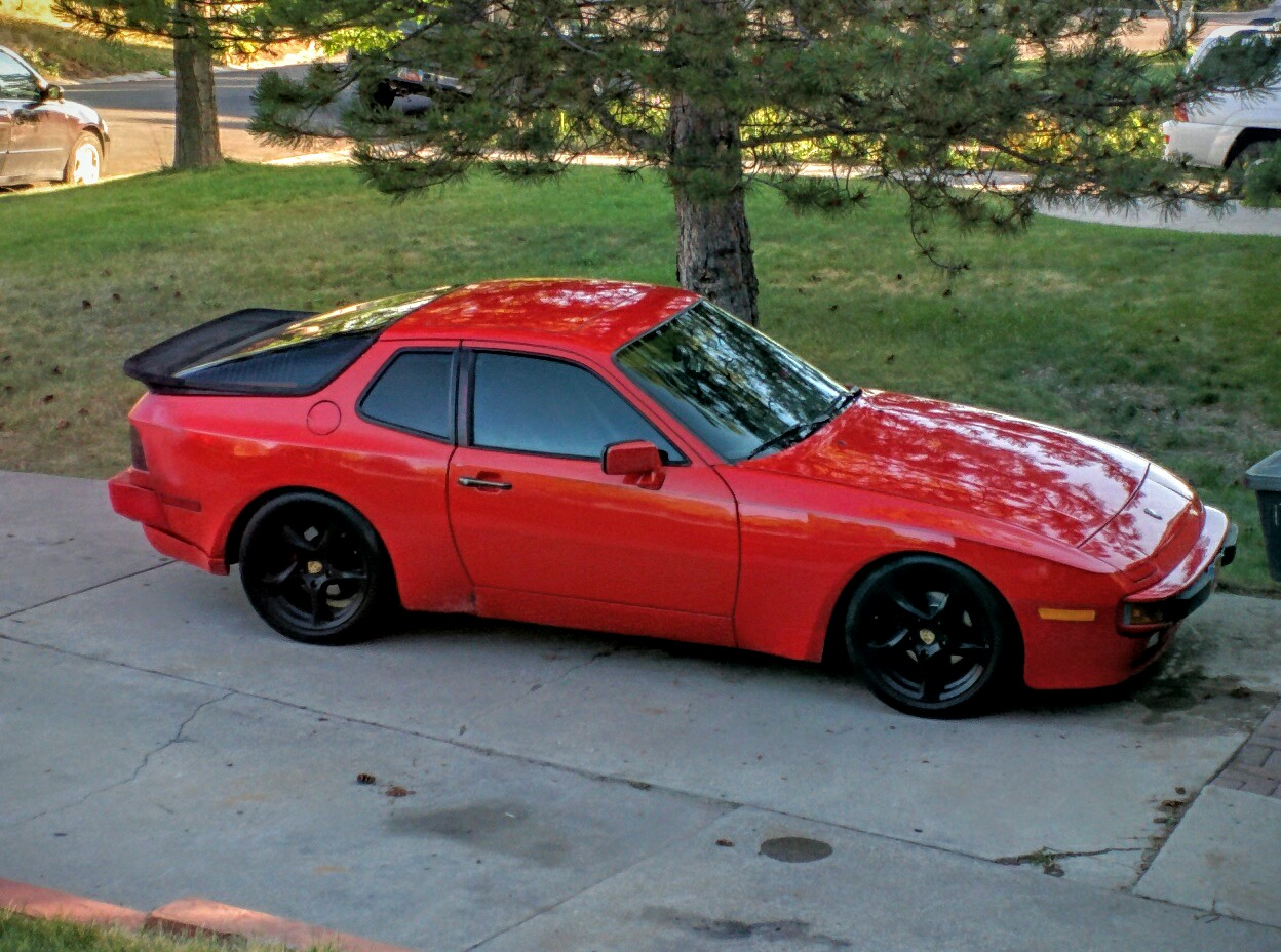 944 NOS supercharged
