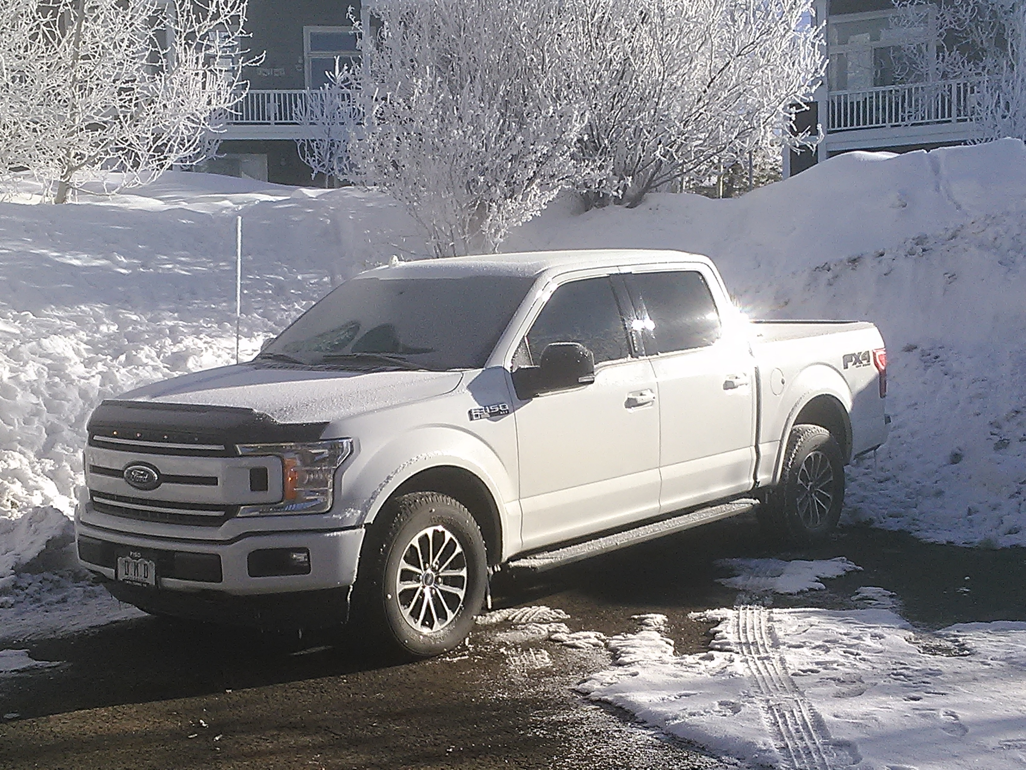 2018 Ford F150 XLT Rims