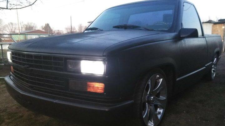 1988 Chevy Cheyenne