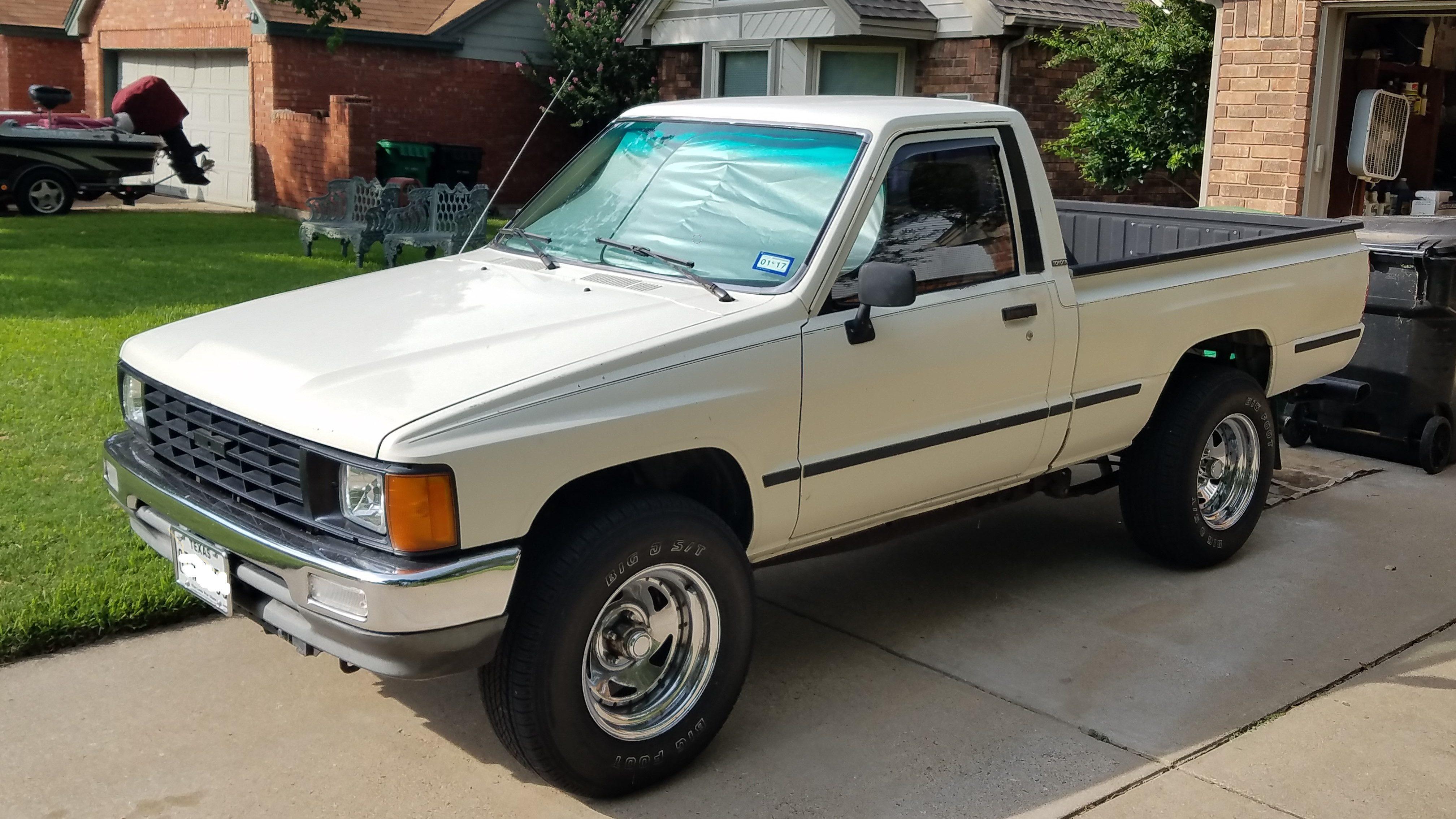 '85 Toyota P/U