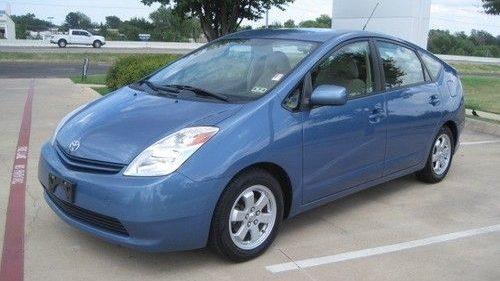 2006 Prius Blue (Lyndseys)