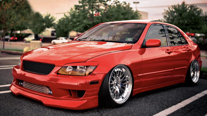Boosted Lexus IS300