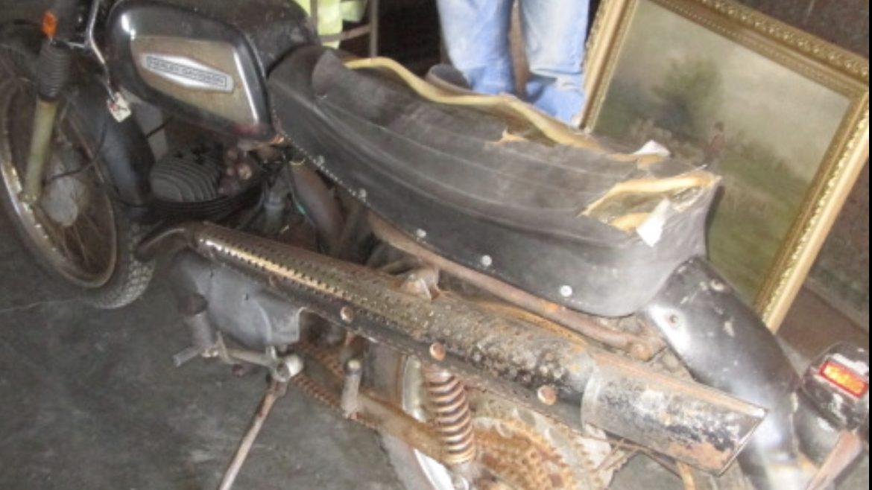 Restoration of a 1971 Harley Davidson Aermacchi SX 125cc