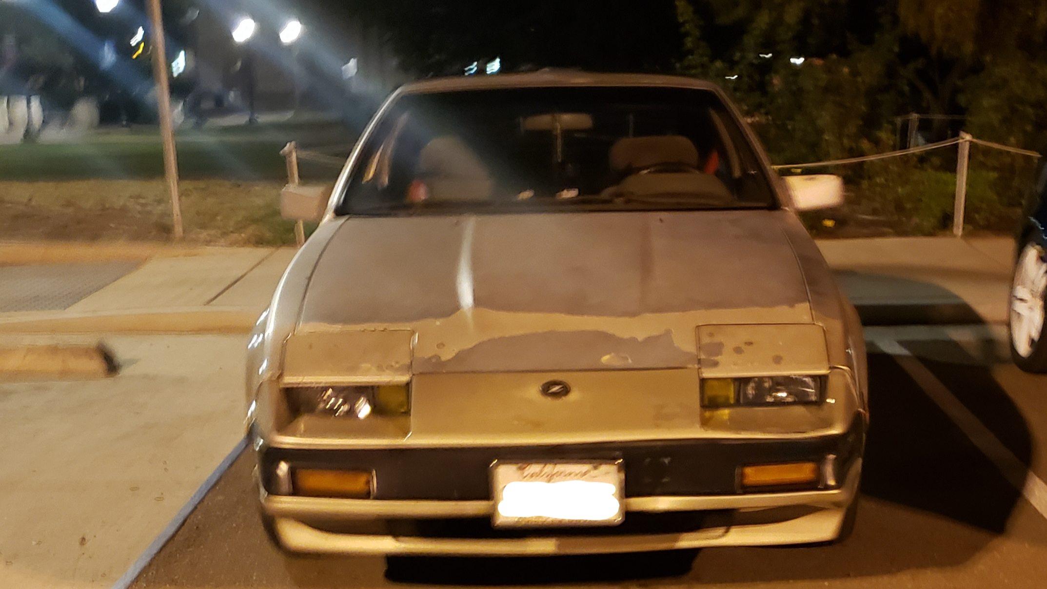 Datsun 300zx Front End