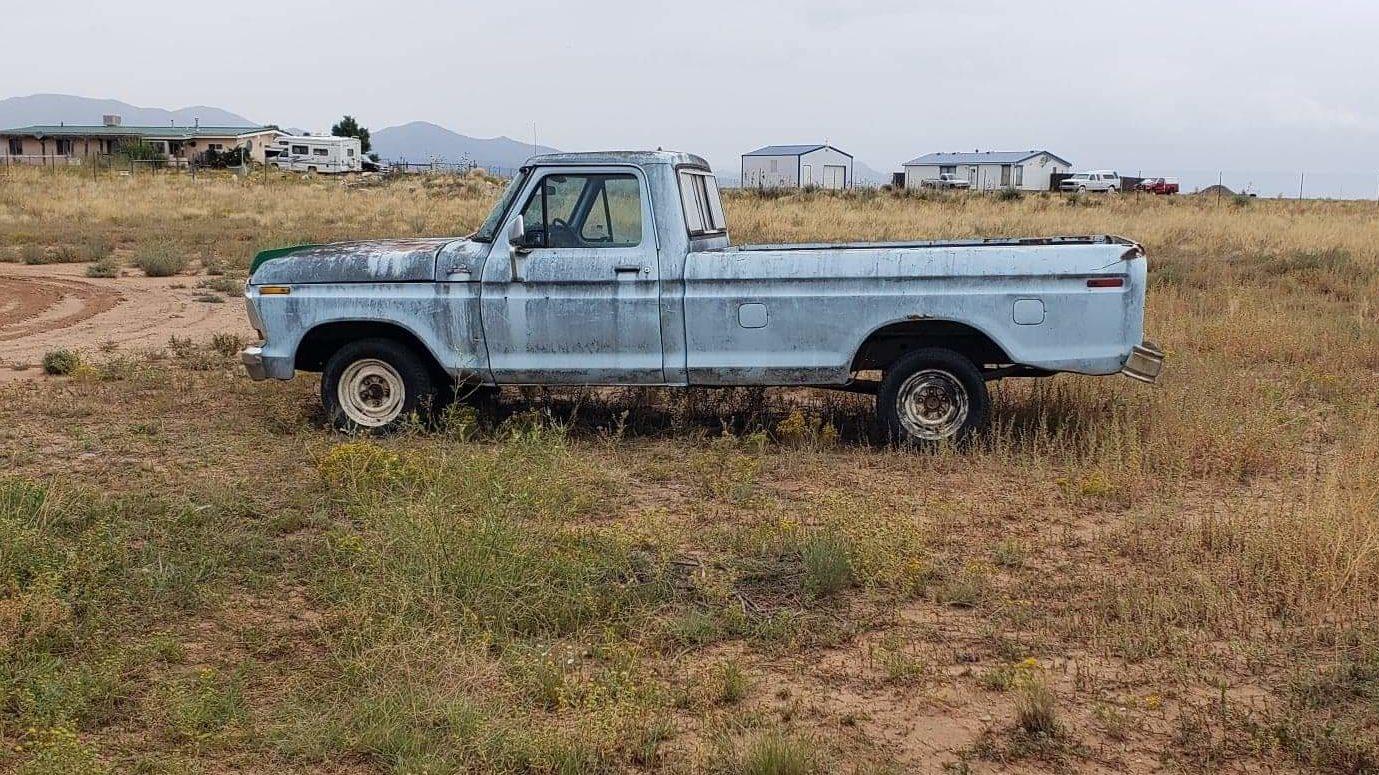 1978 F150 Custom