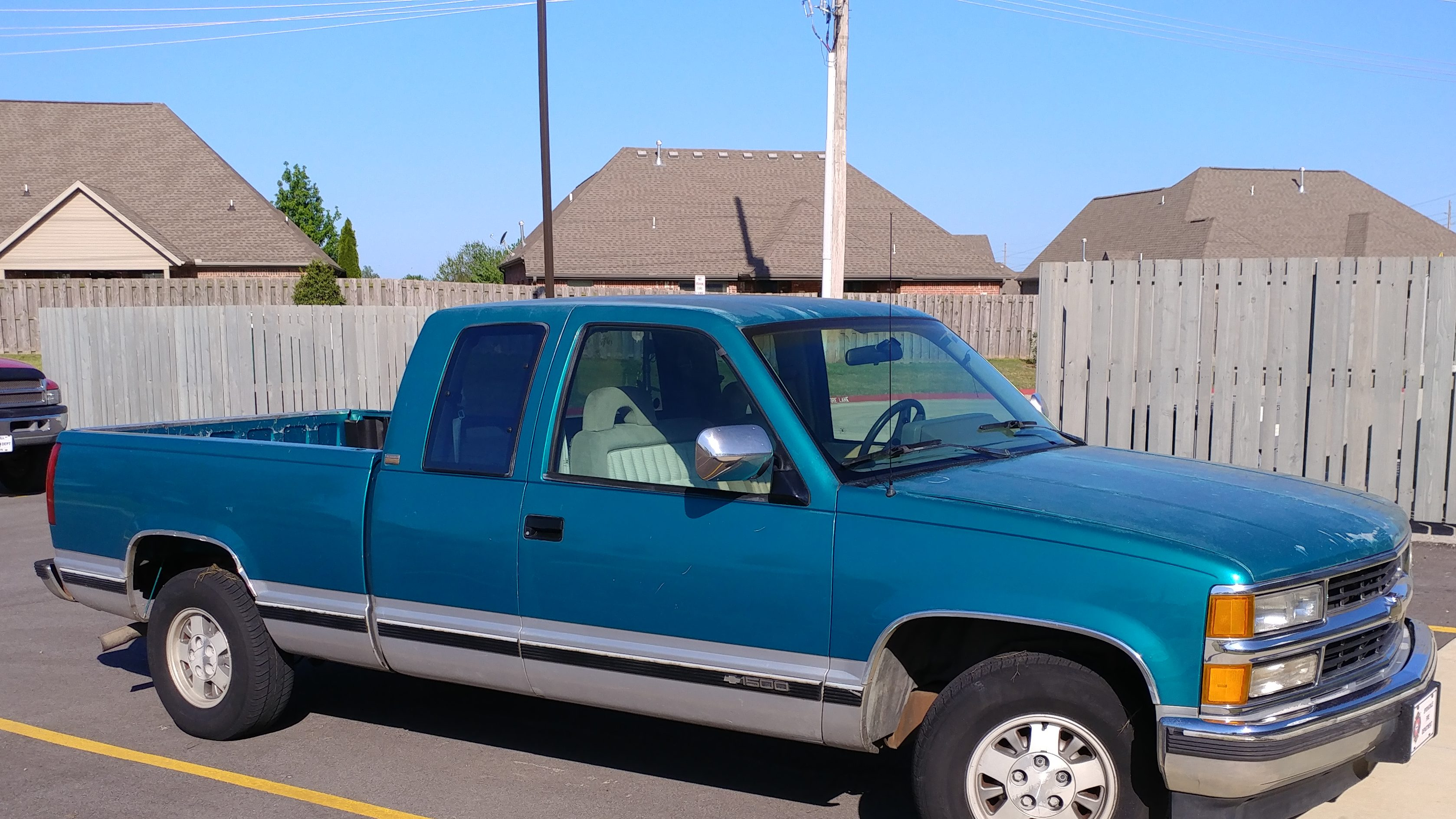 Randy's Truck