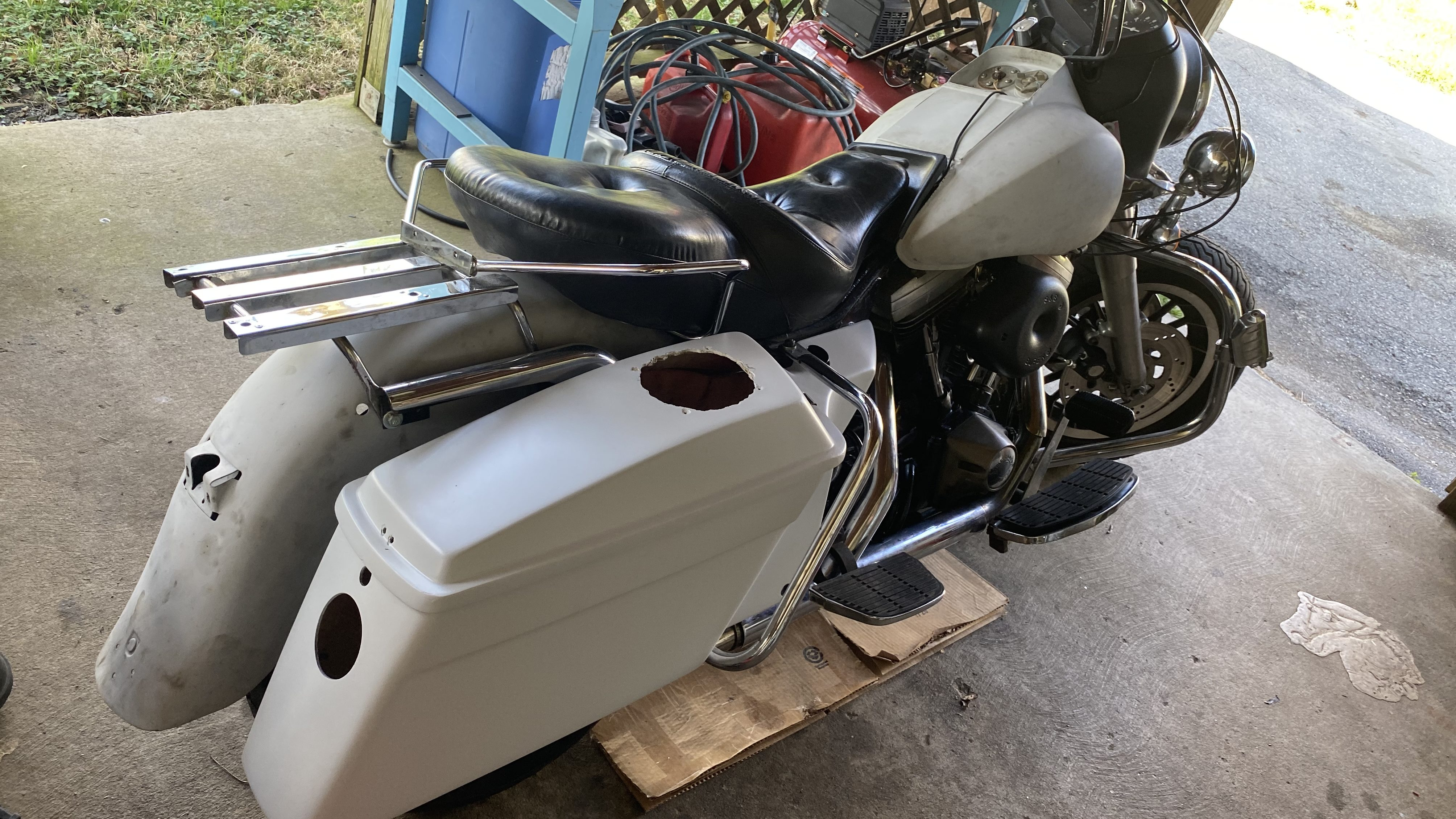 1984 Harley Davidson Tour Glide Classic