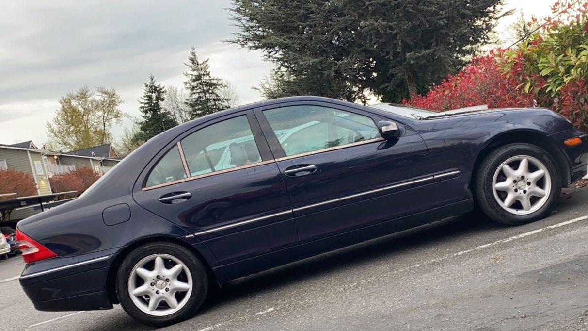 Benz c240