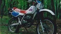 Honda XR250L restoration