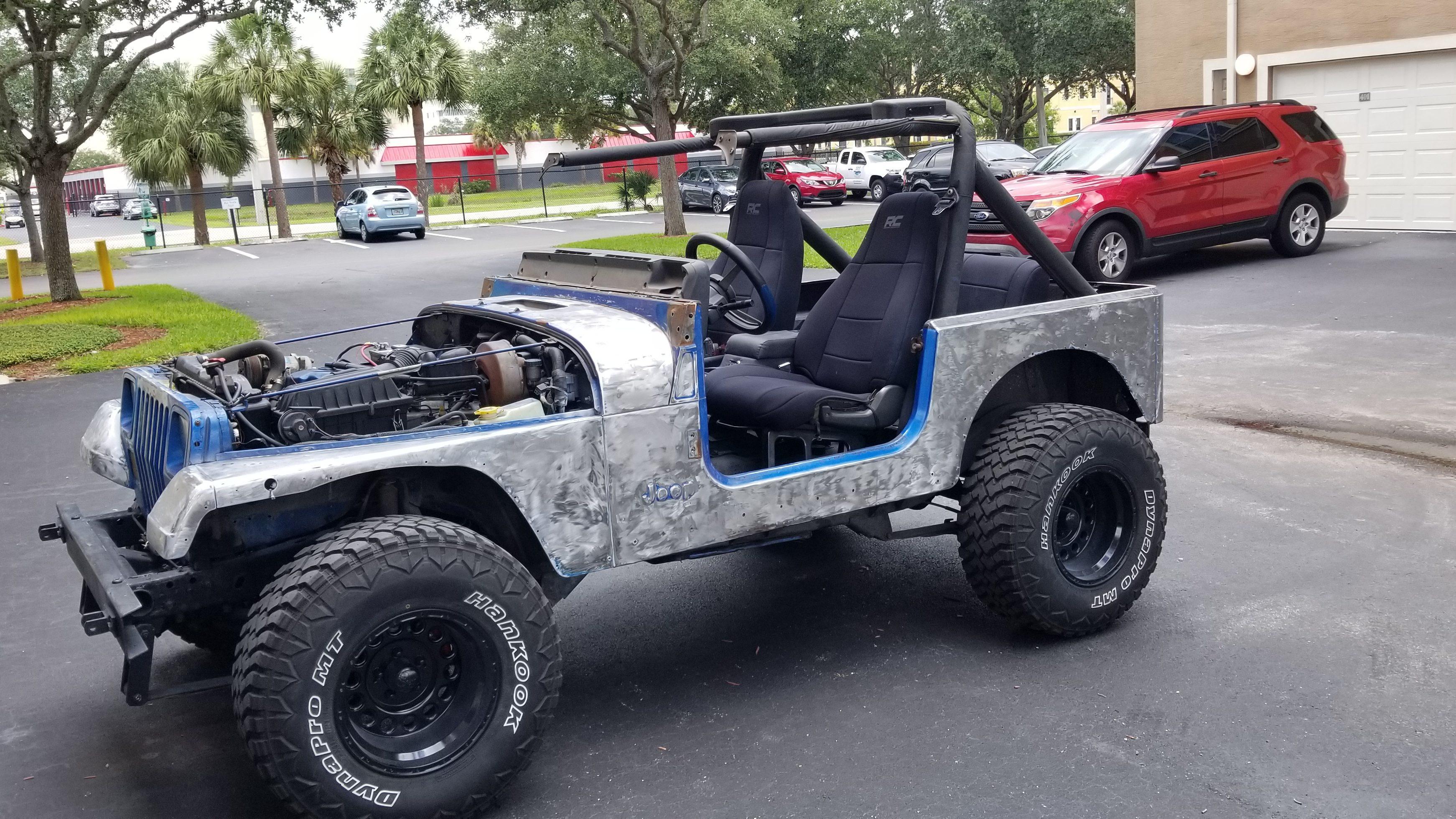 91 jeep