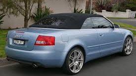 Momma's Audi
