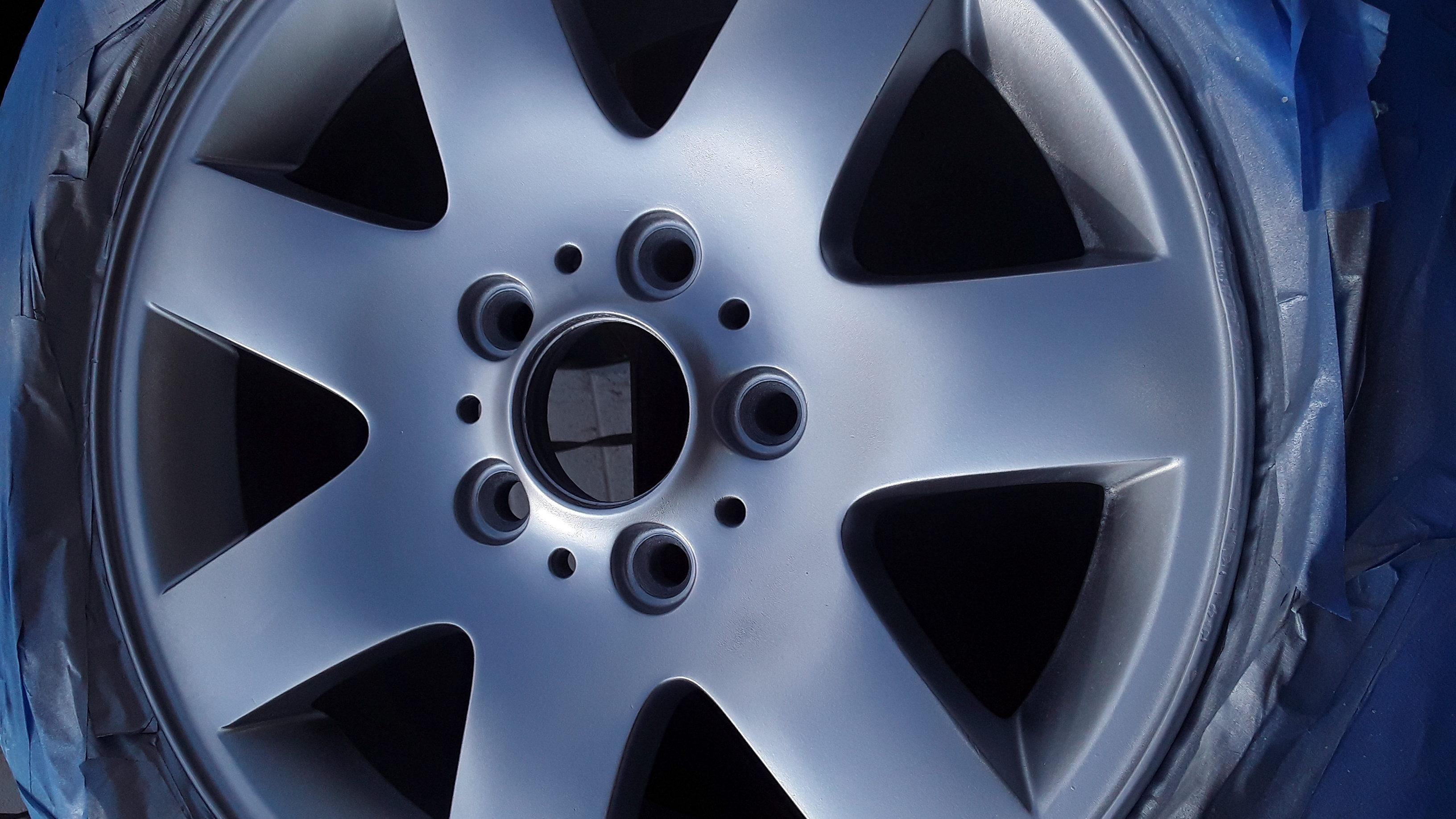 Vehicle wheels
