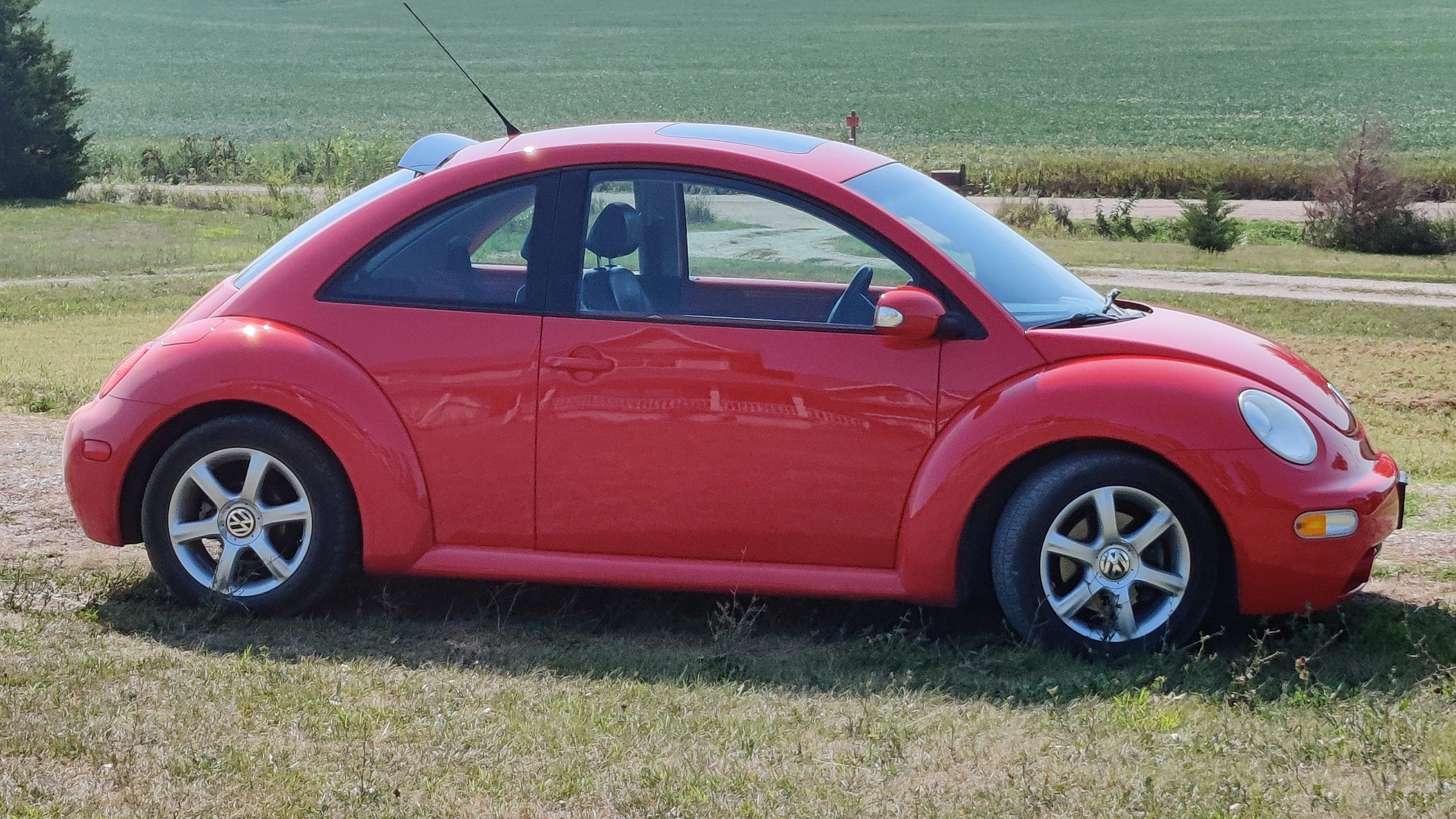 VW wing