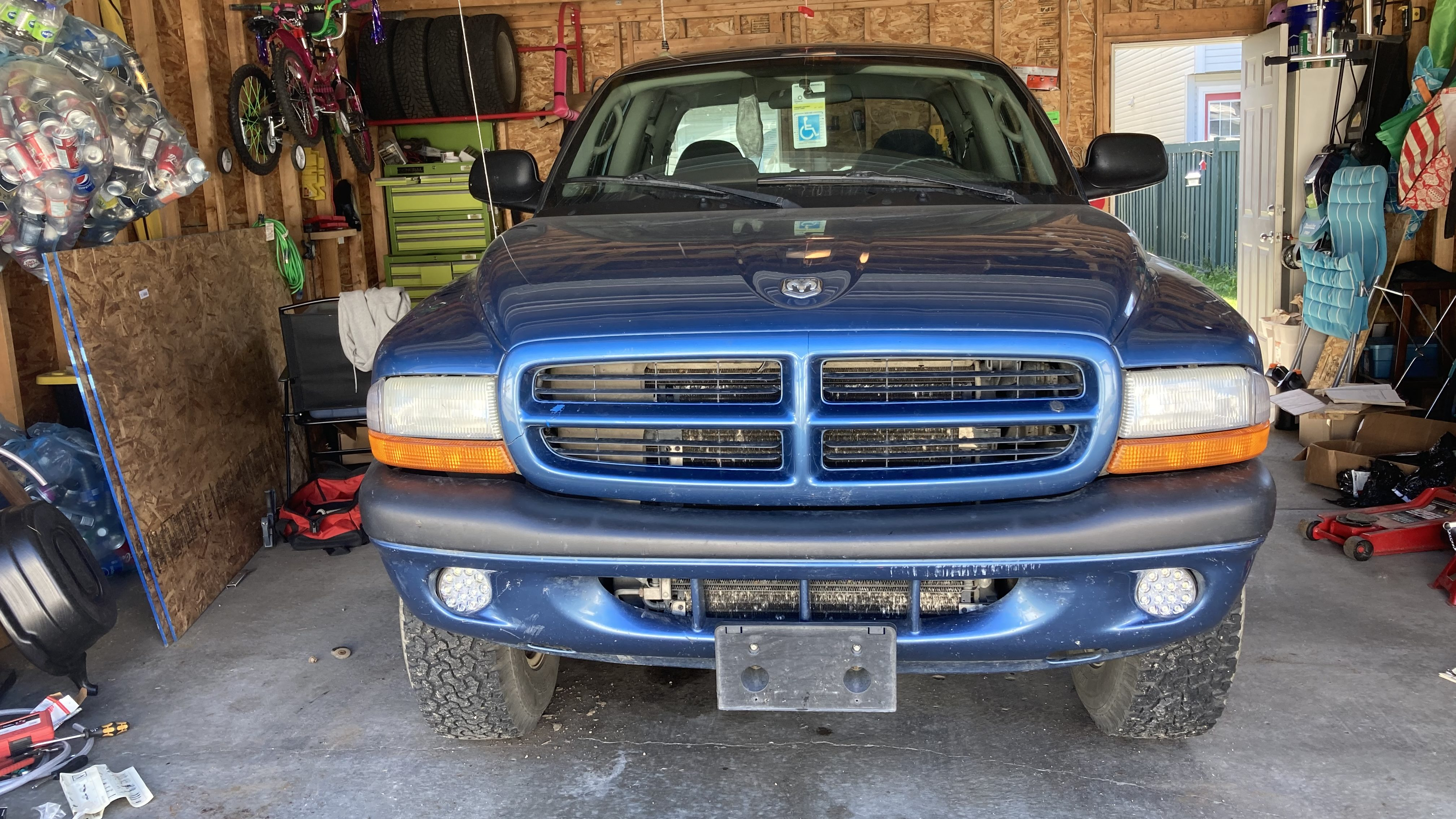 Truck Repaint