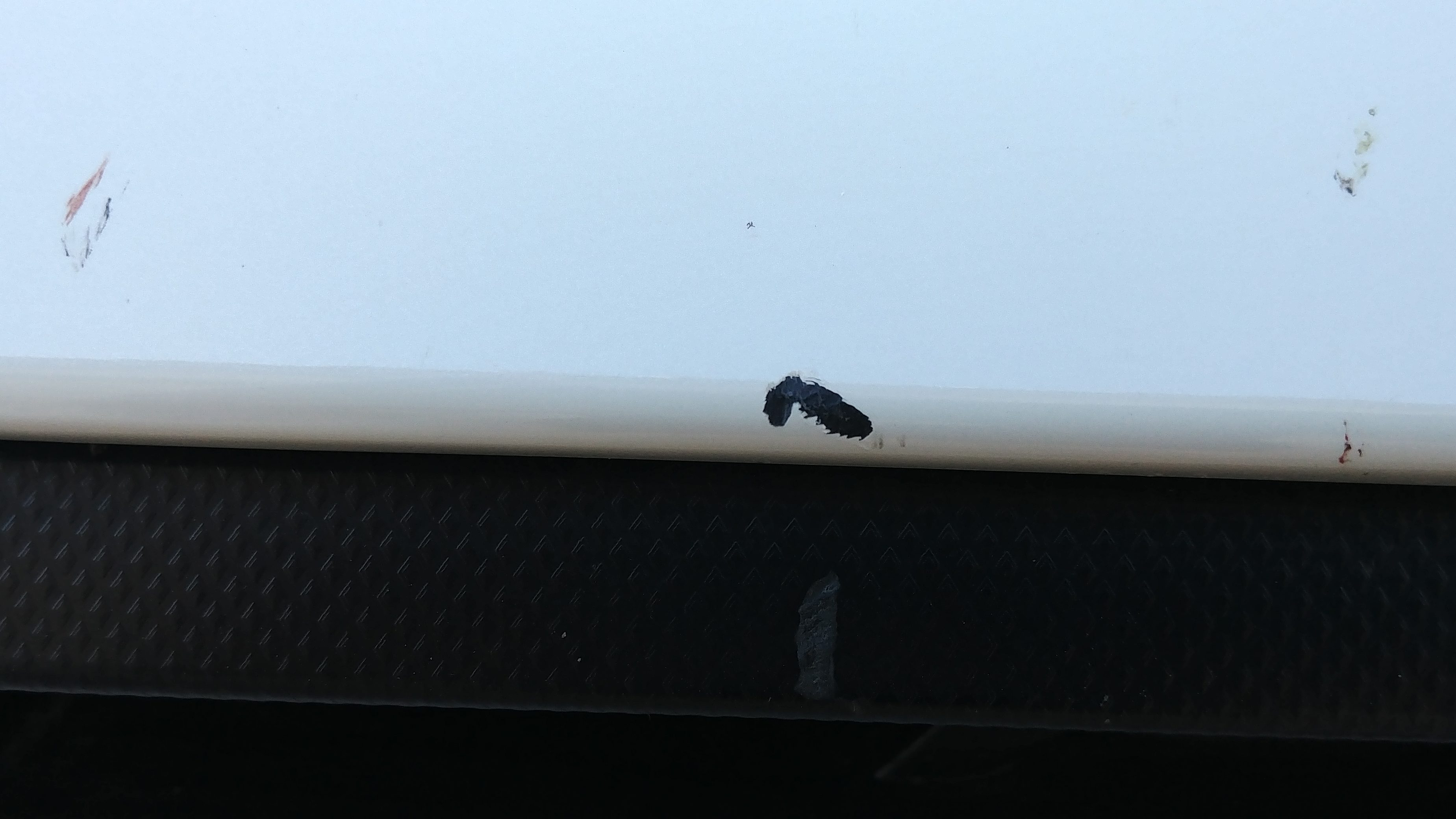 Subaru hood