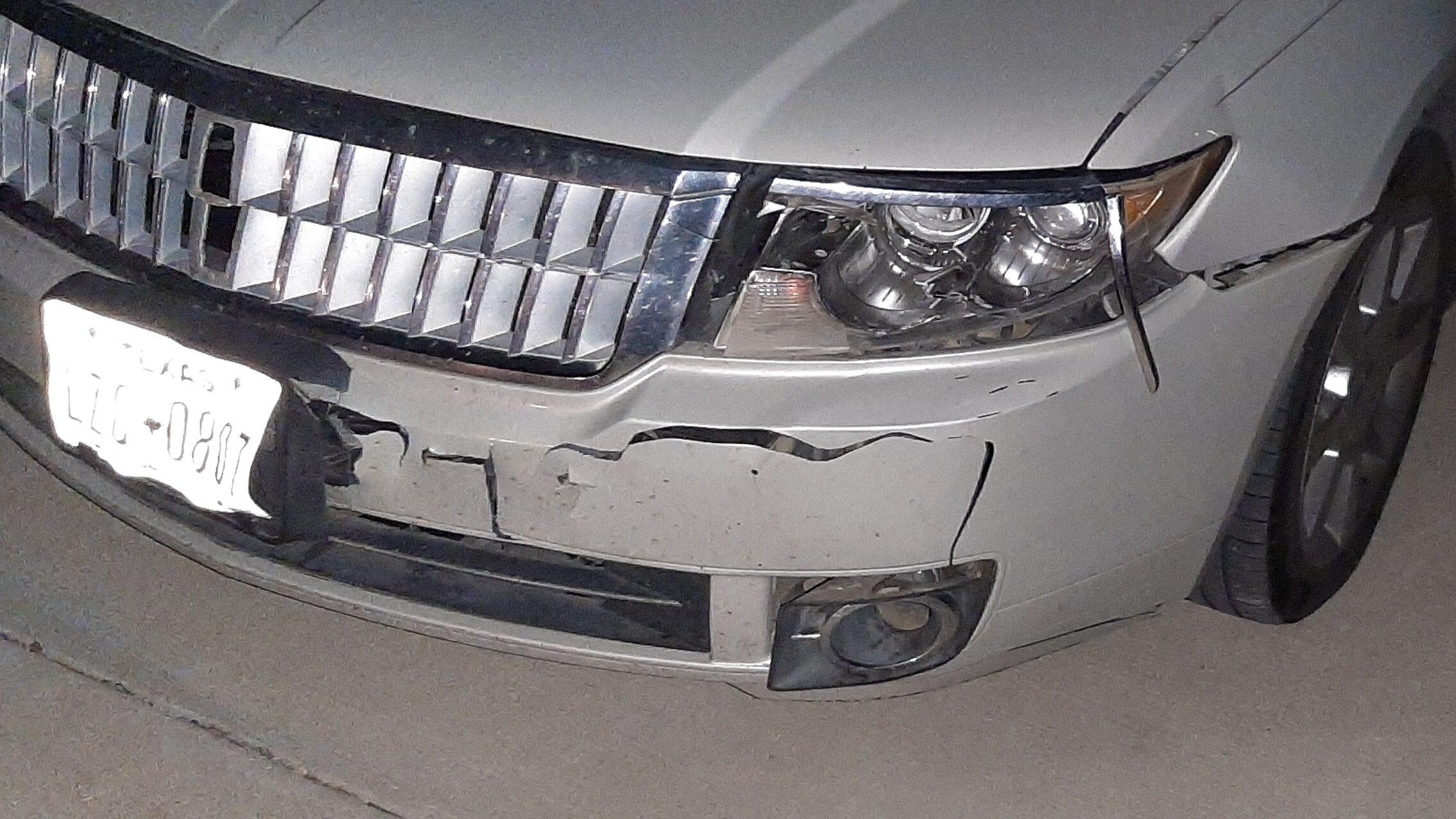 Bumper cover