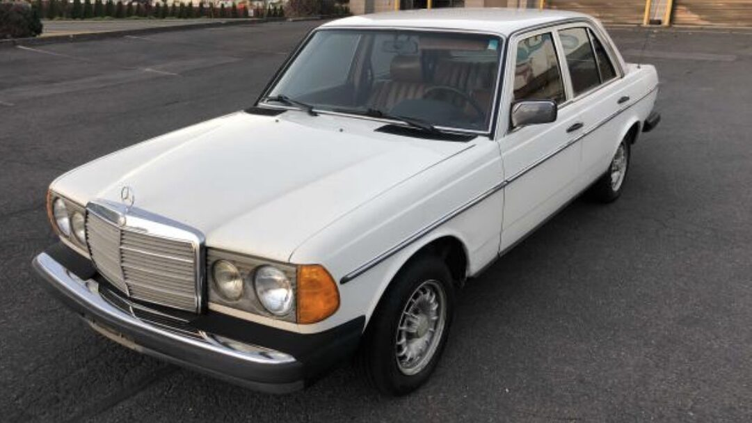 1980 240D