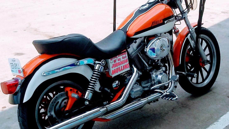 Harley make over
