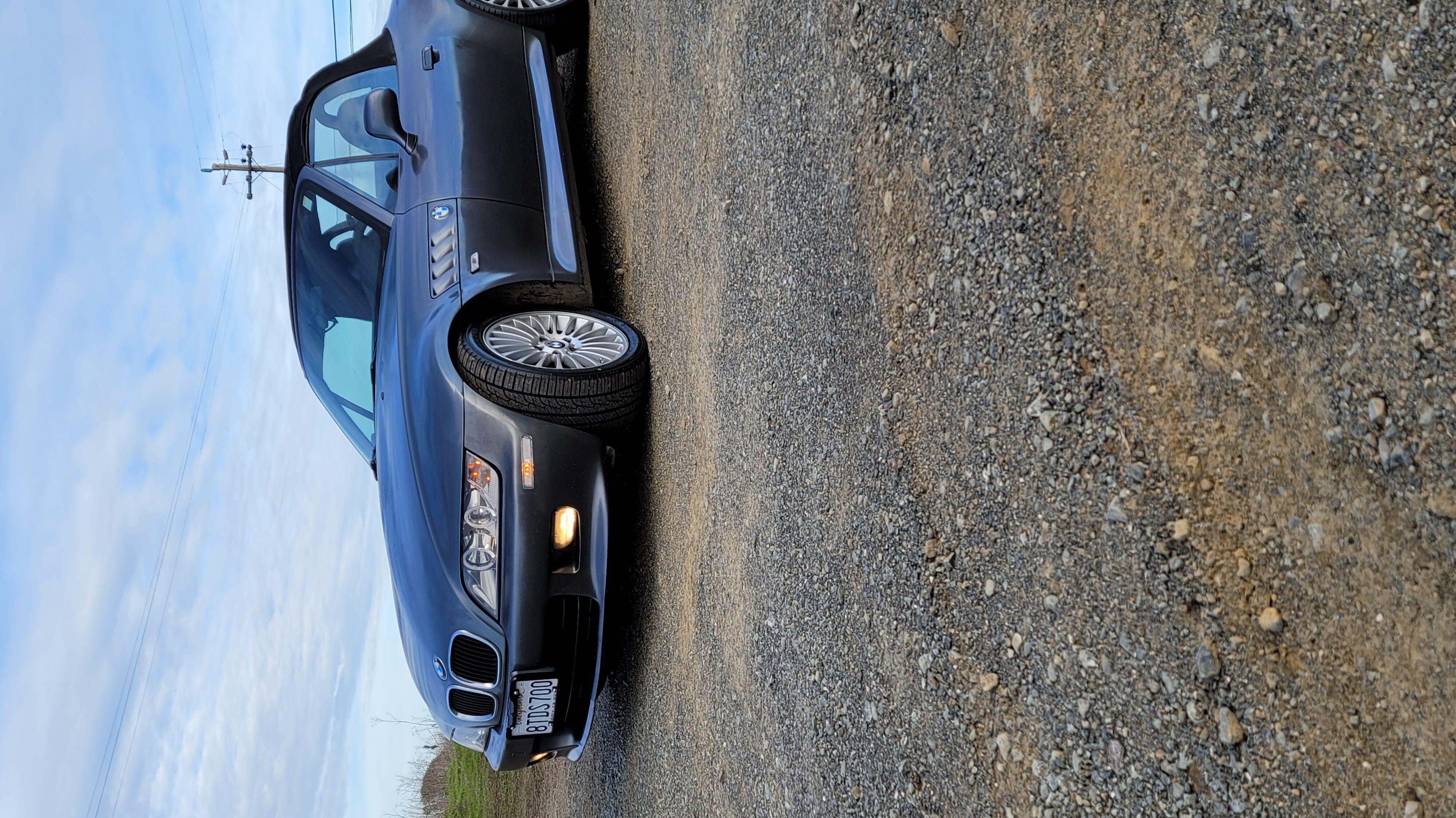 1999 bmw z3 2.8 roadster