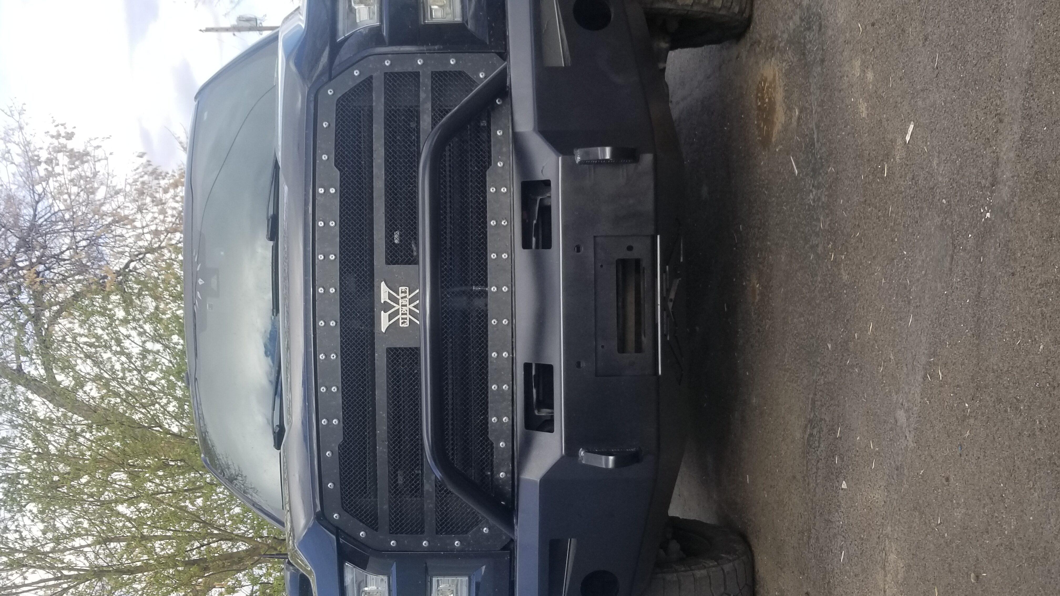 Fab4 bumper