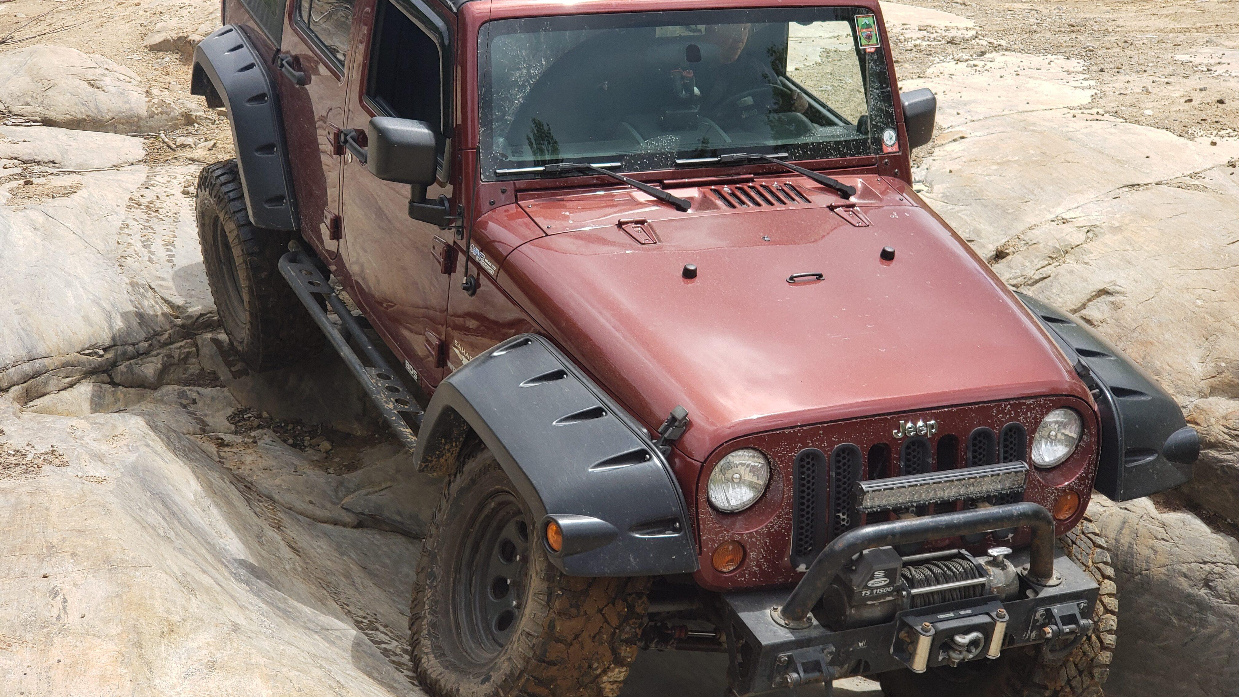 Jeep Jku 2008