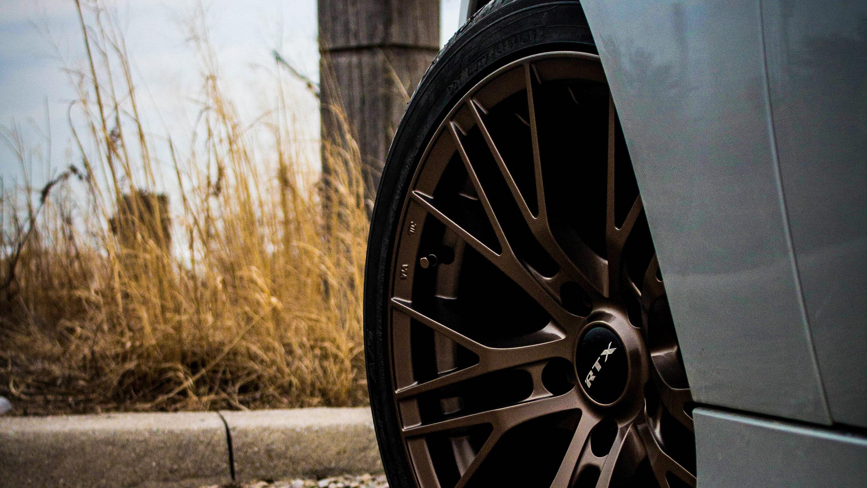 Bronze Wheels