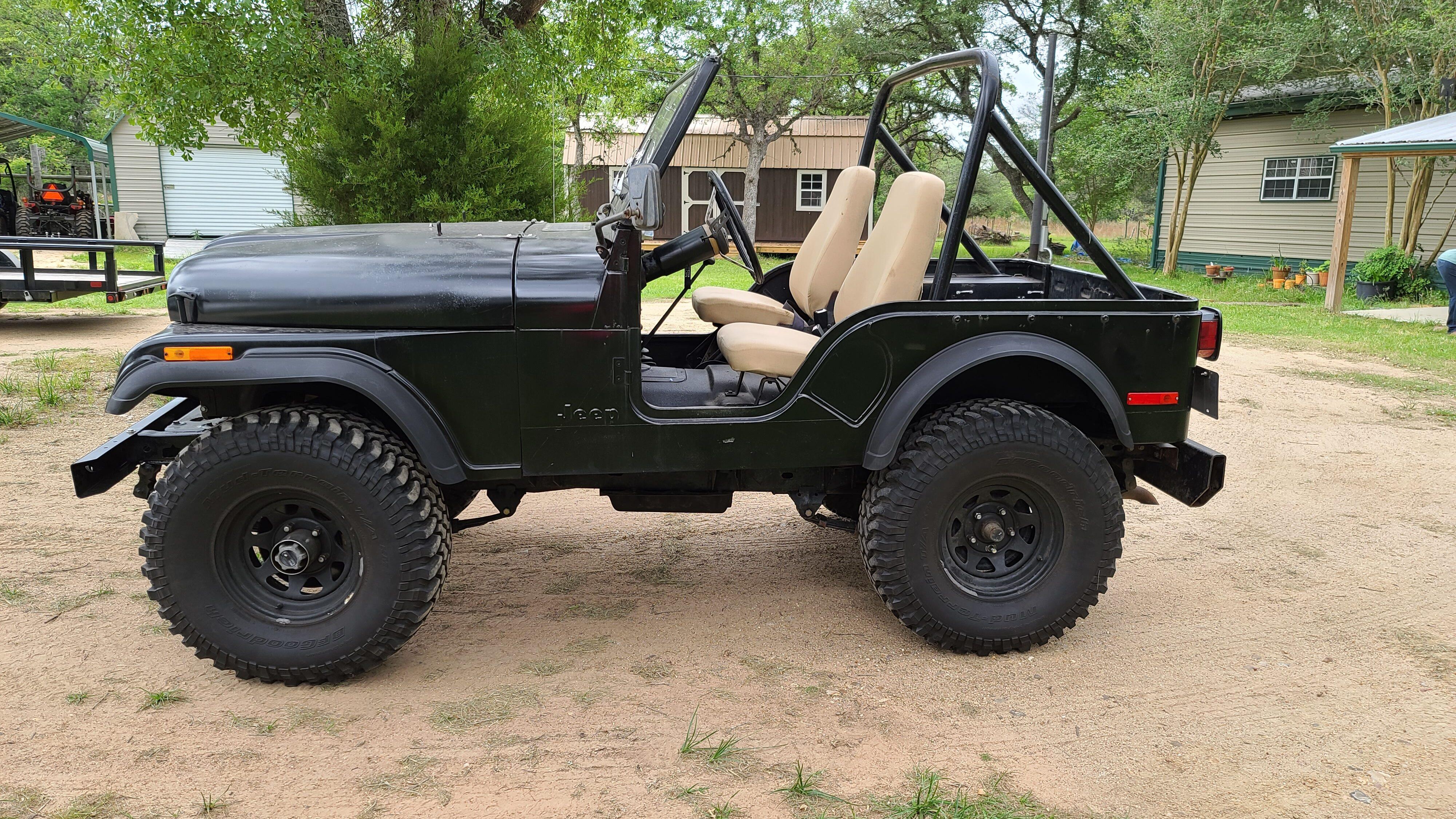 '79 Jeep CJ5