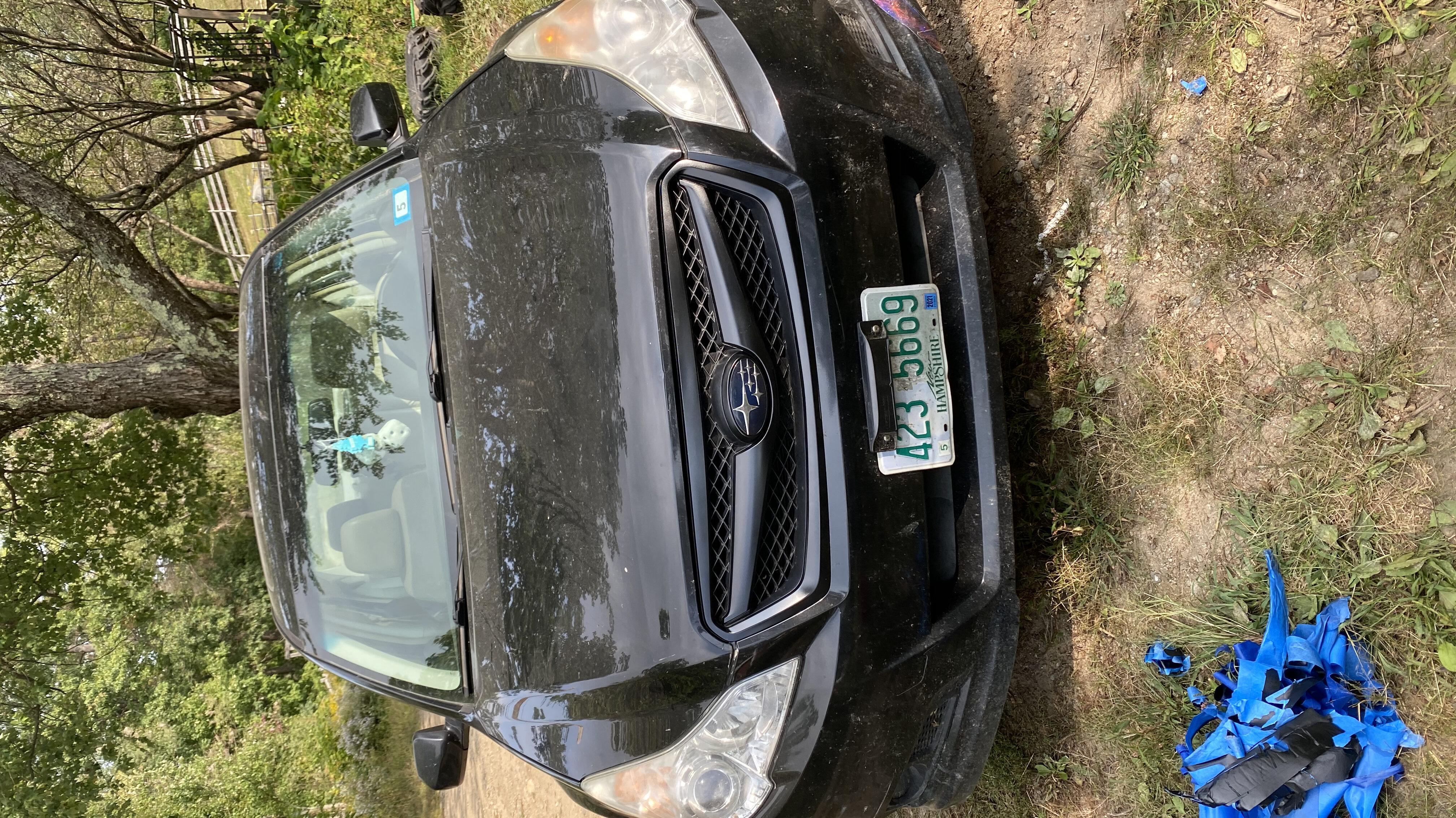 Subaru Legacy Bumper