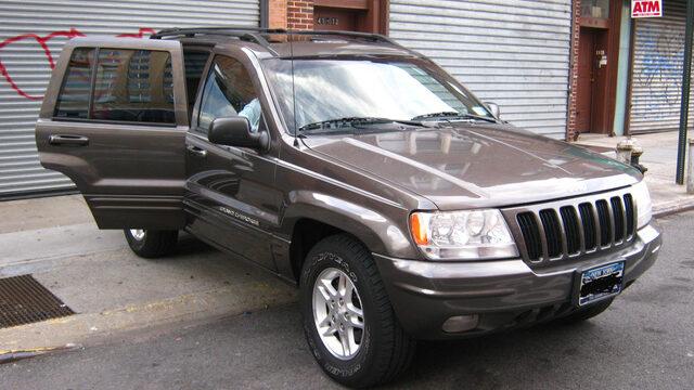 Lisa's Jeep