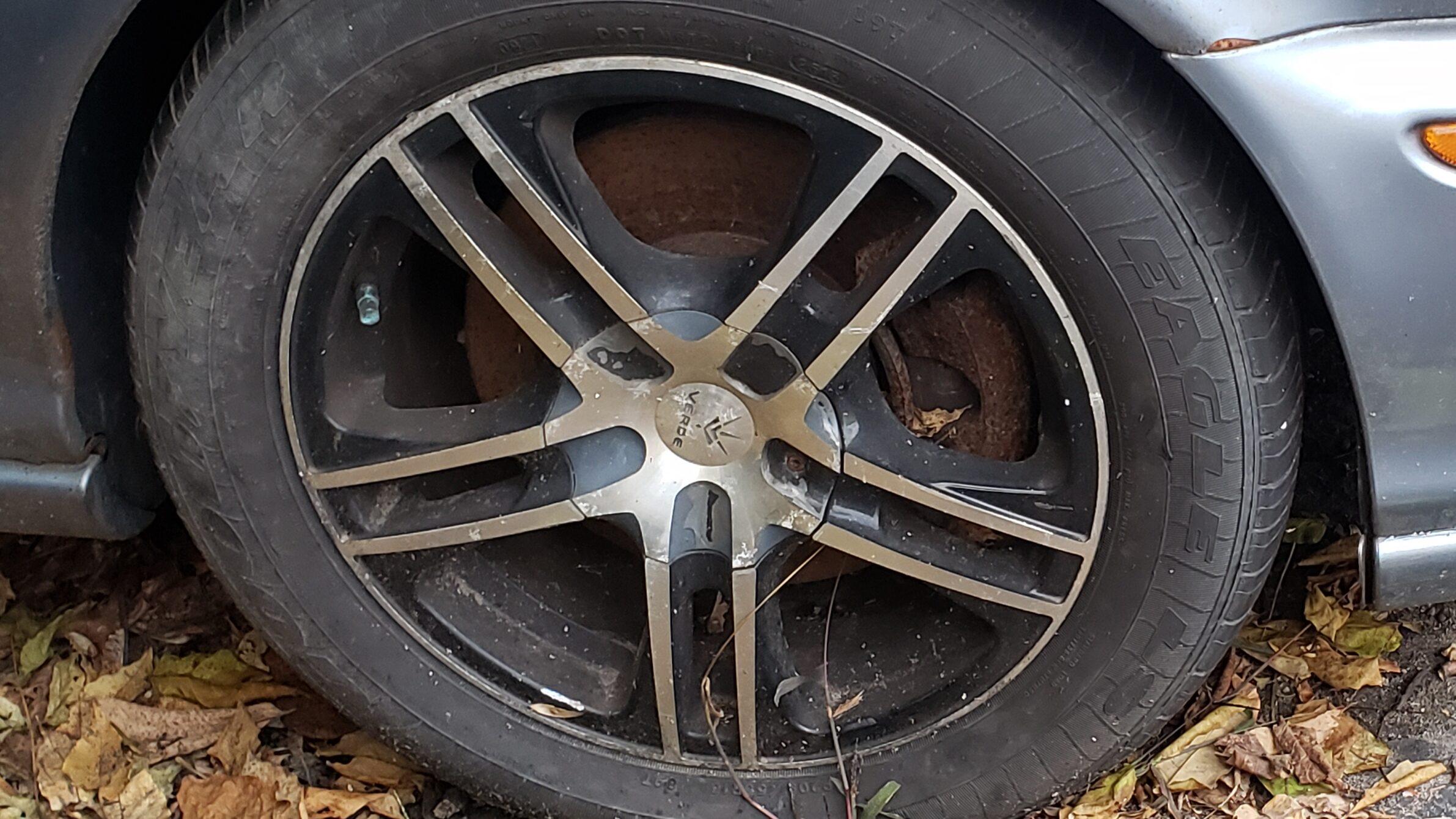 Wheel Re-Coating