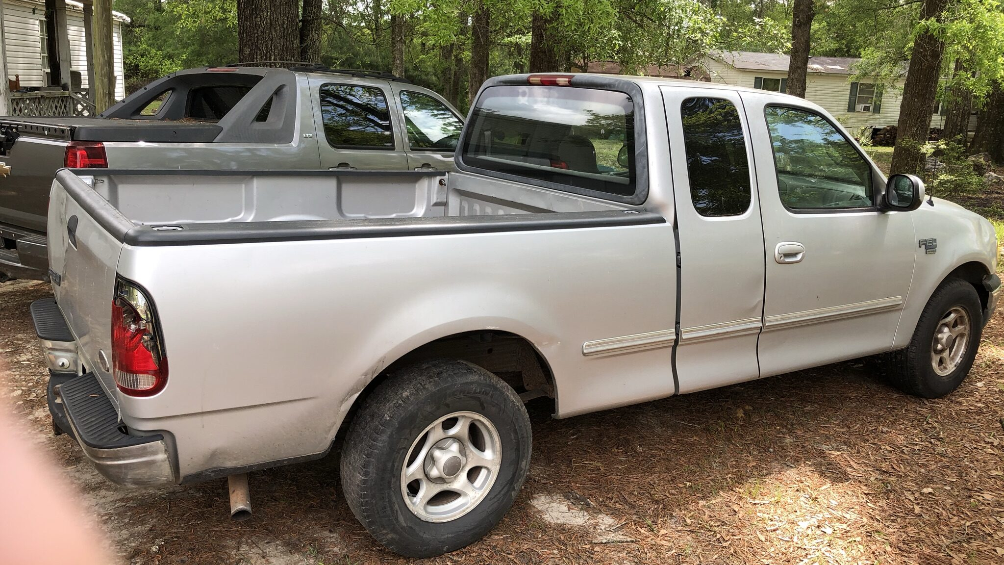 My Ford truck